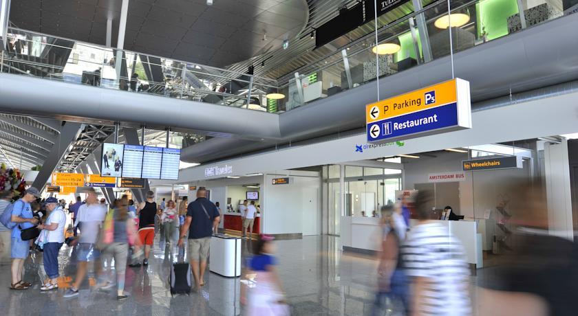 Tulip Inn Eindhoven Airport in Eindhoven in den Niederlanden