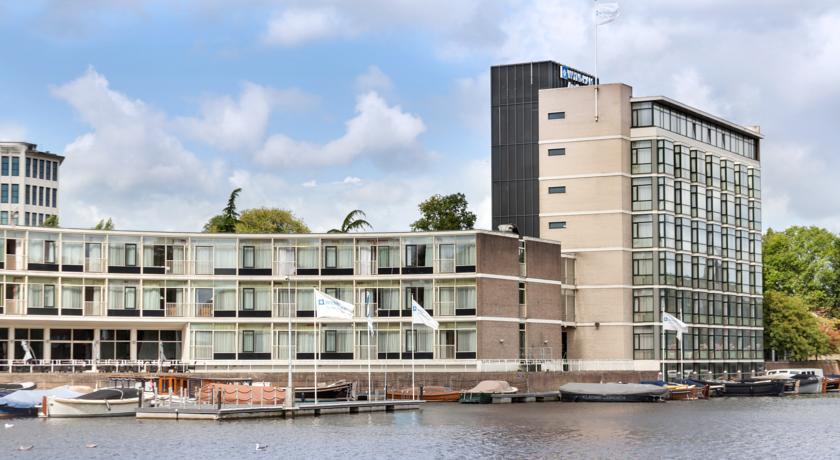 Amsterdam Ist Die Hauptstadt Der Niederlande