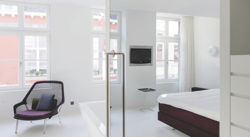Maastricht der mittelpunkt der stadt ist das rathaus for Designhotel niederlande