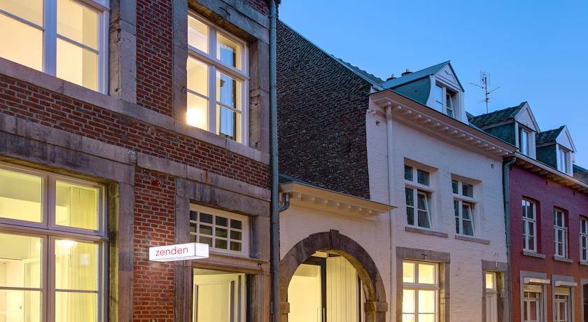 Zenden design hotel in maastricht in den niederlanden for Design hotel niederlande