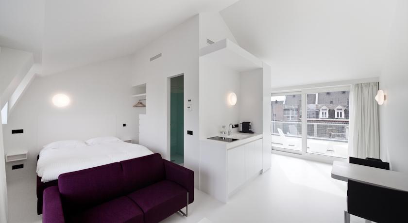 Zenden design hotel in maastricht in den niederlanden for Design hotel buchen