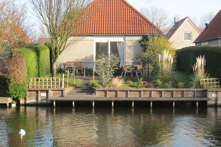 Bungalowpark de Vlietlanden in Wervershoof in den Niederlanden