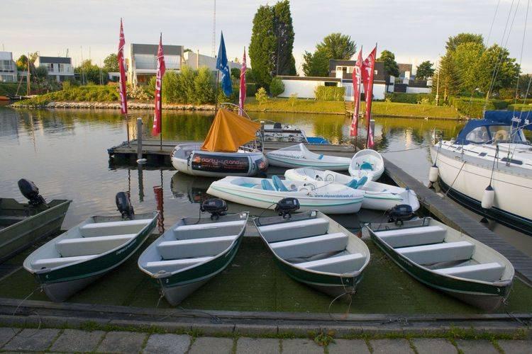 Villapark de Paardekreek in Kortgene in den Niederlanden